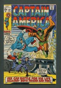Captain America #127 /  9.0 VFN/NM  /  July 1970