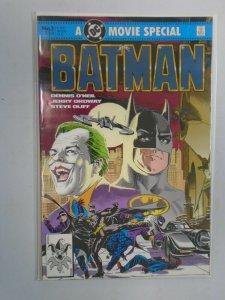Batman Movie #1 B variant cover 4.0 VG (1989)