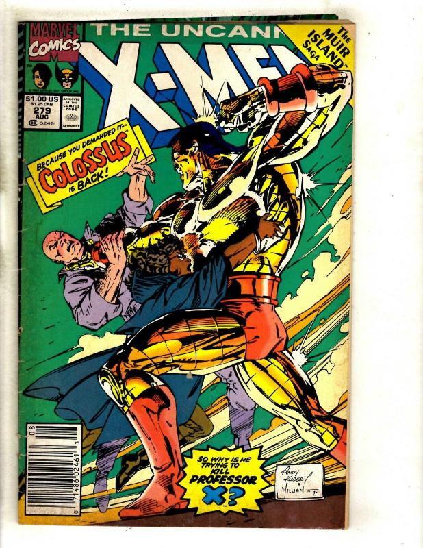 Uncanny X-Men 1963 series # 190 fine comic book