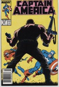 Captain America #331