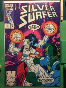The Silver Surfer #79