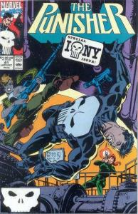 Punisher (1987 series) #41, NM- (Stock photo)