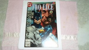 1993 DC COMICS SHOWCASE E93 TWO- FACE # 14