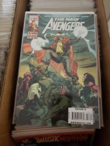 New Avengers 58