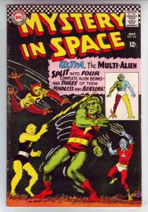 Mystery in Space #107 (May-66) FN Mid-Grade Ultra the Mult-Man