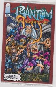 Phantom Force #1 (1993)