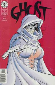 Ghost #24 FN; Dark Horse   save on shipping - details inside