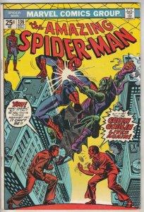 Amazing Spider-Man #136 (Sep-74) VF/NM High-Grade Spider-Man
