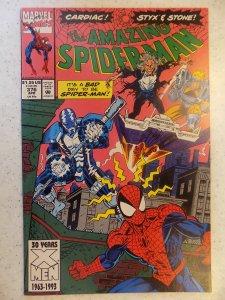 AMAZING SPIDER-MAN # 376