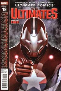 Ultimates (2011 series) #19, NM (Stock photo)
