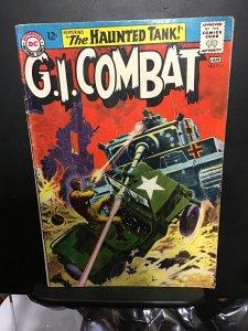 G.I. Combat #103 (1964) mid high grade hard to take key! FN+ Wow!