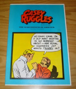 Collection Casey Ruggles VF- marchioness of grofnek  warren tufts daily strips