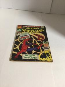 Amazing Spider-Man King-size Special 4 Gd/Vg Good/Very Good 3.0 Marvel SA