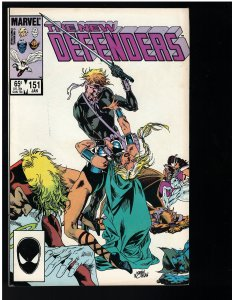The Defenders #151 (1986)