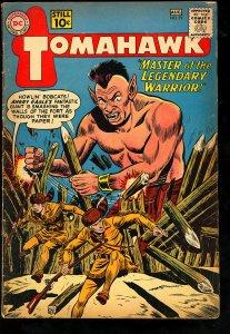 Tomahawk #75 (1961)