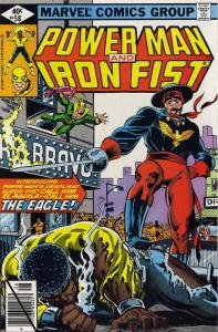 Power Man & Iron Fist #58 FN; Marvel | save on shipping - details inside