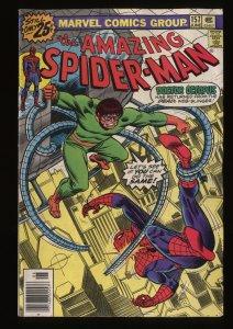 Amazing Spider-Man #157  Doctor Octopus! Marvel Comics Spiderman