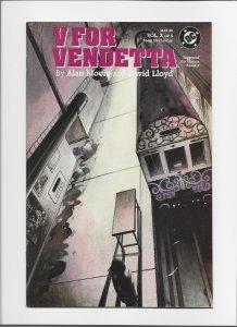 V for Vendetta #10 (1989) VFNM 9.0 JW221