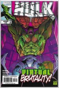 Hulk   vol. 1   # 3 FN