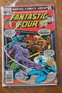 FANTASTIC FOUR #182 (Marvel,1977) Condition VG