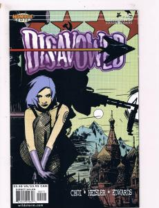 Disavowed # 2 VF/NM Homage Comic Books Choi Hetsler Edwards Awesome Issue!!! SW7