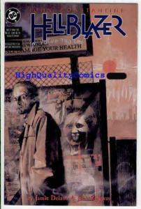 HELLBLAZER #3, NM, Vertigo, John Constantine, Demons, 1988, more HB in store