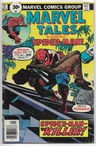 Marvel Tales   vol. 2   # 71 GD (rep. ASM 90)