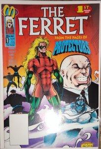 The Ferret #1 (1992)