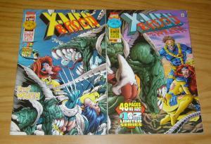 X-Men/Brood: Day of Wrath #1-2 VF/NM complete series - john ostrander - hitch