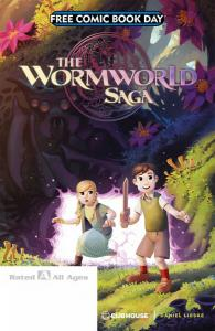 FCBD Worm World Saga #1 (Lion Forge, 2018) NM