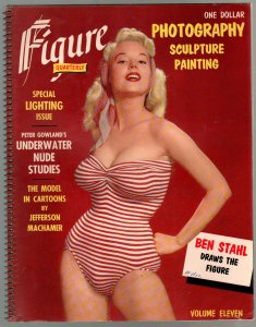 Figure Quarterly #11 -Cheesecake-Jefferson Machamer-Betty Brosmer