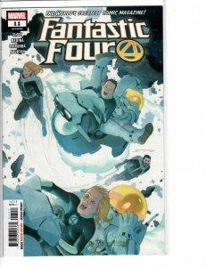 Fantastic Four (2018) 11 NM (9.4)
