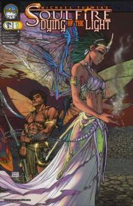 Soulfire: Dying of the Light (Michael Turner's…) #1B VF/NM; Aspen | save on ship