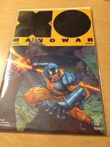 X-O Manowar: Soldier #1