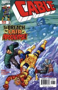Cable #53 VF/NM; Marvel | save on shipping - details inside