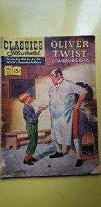 Classics Illustrated #23 (1945) HRN 150