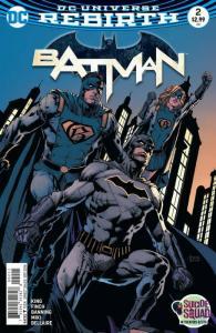 BATMAN (2016 DC) #2