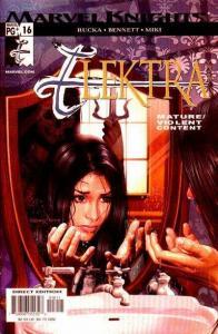 Elektra (2001 series) #16, NM (Stock photo)