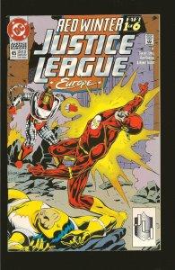 DC Comics Justice League Europe #45 December (1992)