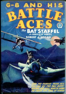 G-8 & His Battle Aces #1 10/1933-Adventure House reprint-2001-1st issue-VF/NM