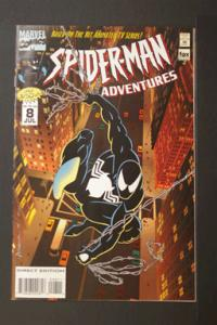 Spider-Man Adventures #8 July 1995