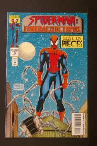 Spider-Man: Funeral for an Octopus #3 May 1995