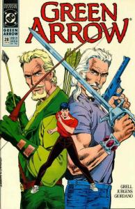 Green Arrow #28 VF/NM; DC | save on shipping - details inside