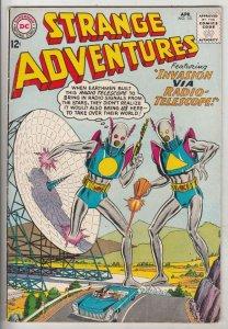 Strange Adventures #151 (Apr-63) VF/NM High-Grade Star Hawkins