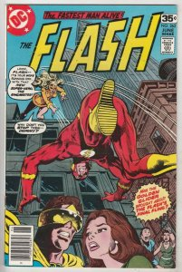 Flash, The #262 (Jun-78) NM- High-Grade Flash