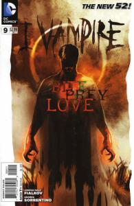 I, Vampire #9 VF/NM; DC | save on shipping - details inside