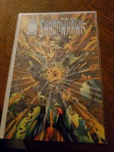 The New Shadowhawk #7 (1996)
