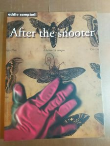After The Snooter By Eddie Campbell (graphic novel 2002)