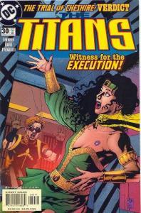 Titans (1999 series) #30, NM + (Stock photo)