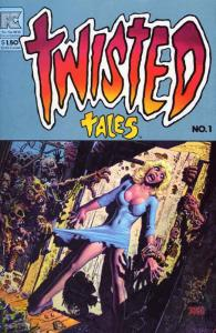 Twisted Tales #1 VF; Pacific | save on shipping - details inside